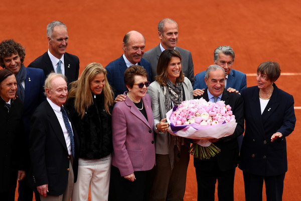 AMÉLIE MAURESMO - Página 3 Amelie+Mauresmo+2016+French+Open+Day+Fourteen+PpLd7THBStfl