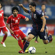 Amer Abdulrahman Japan v UAE - International Friendly