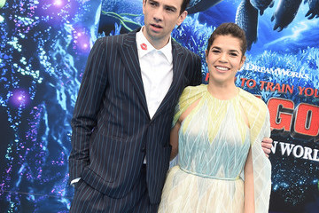 America Ferrera Universal Pictures And DreamWorks Animation Premiere Of 'How To Train Your Dragon: The Hidden World' - Arrivals