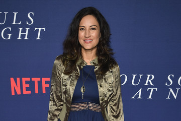 America Olivo Netflix Hosts the New York Premiere of 'Our Souls at Night' - Arrivals