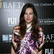 America Olivo BAFTA New York & The Cinema Society With FIJI Water & St-Germain Host A Party For The New York Film Festival