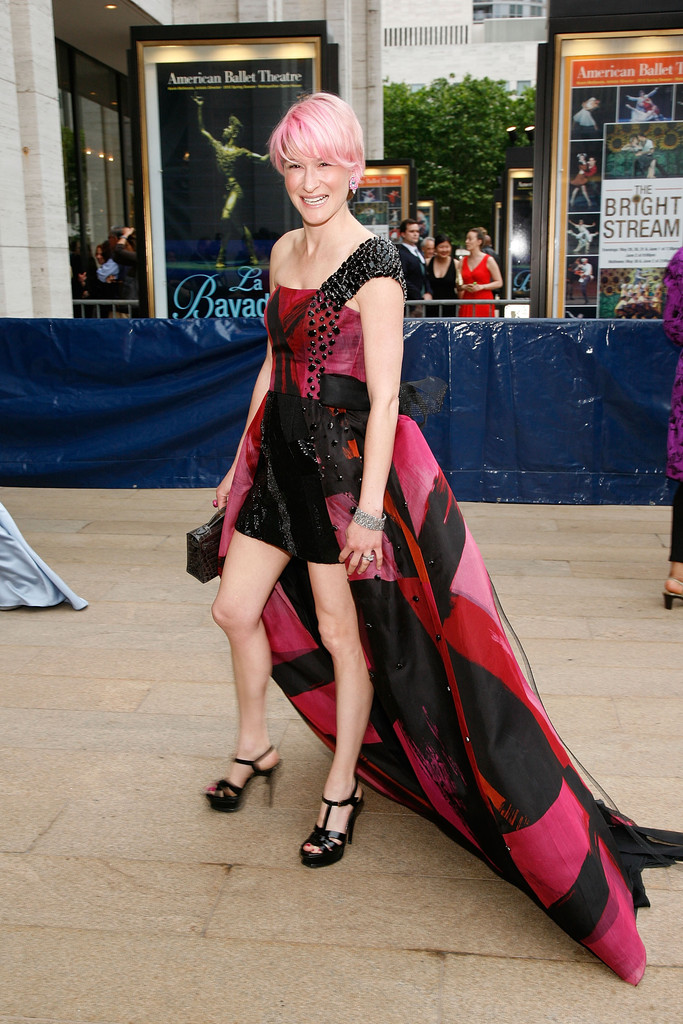 Model/actress Jessica Stam attends the 2012 American