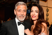 George Clooney and Amal Clooney Photos - 343 of 766 Photo