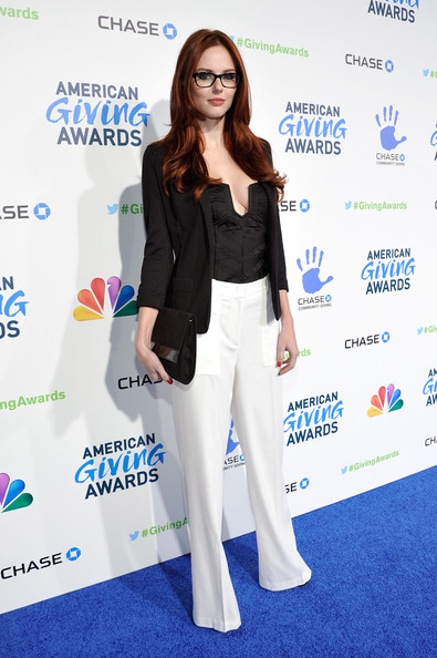 American Giving Awards Presented By Chase - Red Carpet