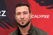 Pablo Schreiber attends American Gods & Now Apocalypse Live Viewing Party At #TwitterHouse at Lustre Pearl on March 10, 2019 in Austin, Texas.