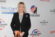 Candy Spelling attends the American Humane Association's 5th Annual Hero Dog Awards 2015 at The Beverly Hilton Hotel on September 19, 2015 in Beverly Hills, California.