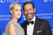 Hilary Quinlan and Bryant Gumbel attend  the American Museum Of Natural History's 2017 Museum Gala at American Museum of Natural History on November 30, 2017 in New York City.