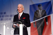Gay Talese, American writer and journalist, speaks at the American Visionary: John F. Kennedy's Life and Times debut gala at Smithsonian American Art Museum on May 2, 2017 in Washington, DC.