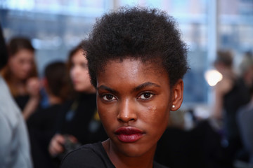 Amilna Estevao Public School - Backstage - February 2017 - New York Fashion Week