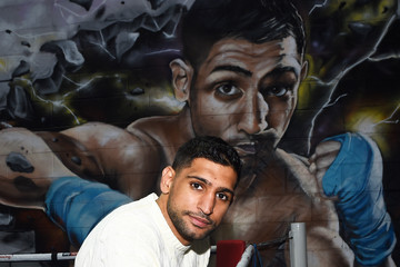 Amir Khan Amir Khan Press Conference