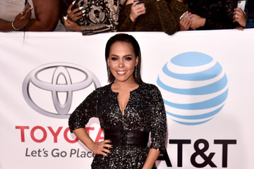 Amirah Vann 49th NAACP Image Awards - Red Carpet