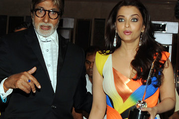 Amitabh Bachchan Bollywood NRI of the Year Awards 2016 in Mumbai