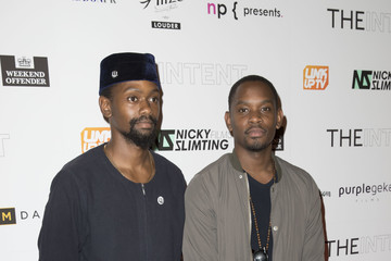 "Aml Ameen ""The Intent"" - Film Premiere - Red Carpet Arrivals"