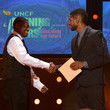 Ammon Lyle UNCF Hosts The 33rd Annual An Evening With The Stars - Show