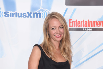 Amy Acker SiriusXM's Entertainment Weekly Radio Channel Broadcasts From Comic Con 2017 - Day 3