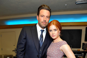 Amy Adams Backstage at the 18th Annual Hollywood Film Awards