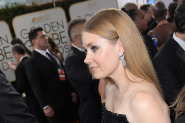 Amy Adams FIJI Water at the 74th Annual Golden Globe Awards