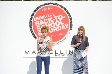 Amy Astley Bella Thorne Teen Vogue Hosts a Back-to-School Event in LA
