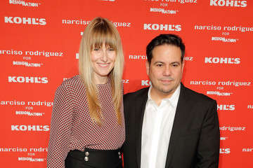 Amy Astley Narciso Rodriguez Kohl's Collection Launch Party