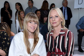 Amy Astley Michael Kors Spring 2016 Runway Show - Front Row