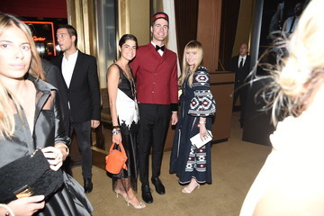 Amy Astley The Cartier Fifth Avenue Grand Reopening Event