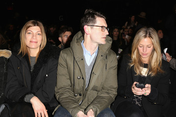 Amy Astley Lacoste - Front Row - Fall 2013 Mercedes-Benz Fashion Week