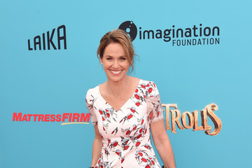"Amy Brenneman Premiere Of Focus Features' ""The Boxtrolls"" - Red Carpet"