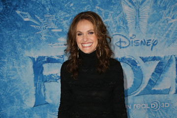 Amy Brenneman 'Frozen' Premieres in Hollywood