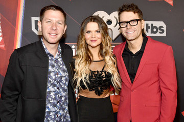 Amy Brown Bobby Bones iHeartRadio Music Awards - Red Carpet Arrivals