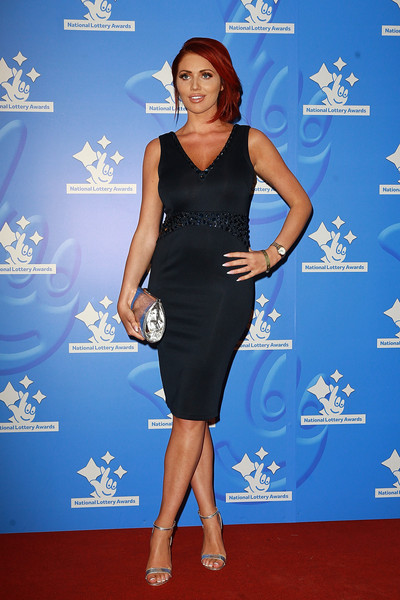 Amy Childs Photos Photos National Lottery Awards Red Carpet