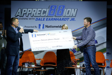Amy Earnhardt Appreci88ion - An Evening With Dale Earnhardt Jr Presented by Nationwide