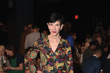 Amy Fine Collins Naeem Khan - Front Row - September 2017 - New York Fashion Week: The Shows