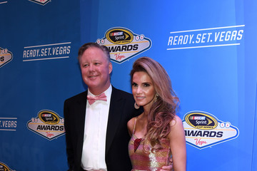 Amy France NASCAR Sprint Cup Series Awards - Red Carpet