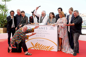 Amy Gilliam 'The Man Who Killed Don Quixote' Photocall - The 71st Annual Cannes Film Festival