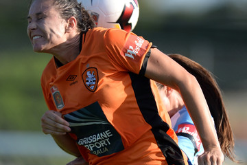 Amy Jackson W-League Rd 5 - Brisbane v Melbourne City