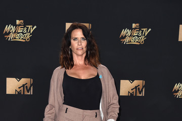 Amy Landecker 2017 MTV Movie and TV Awards - Arrivals