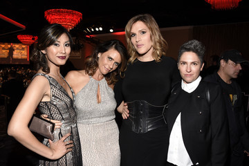 Amy Landecker Jill Soloway Dinner and Show - 27th Annual GLAAD Media Awards
