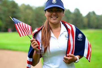 Amy Lee The 2014 Junior Ryder Cup: Day 2