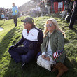 Amy Mickelson 2018 Ryder Cup - Afternoon Foursome Matches