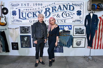 Amy Pham Lucky Brand Presents Lucky Lives on FW 2017 Preview