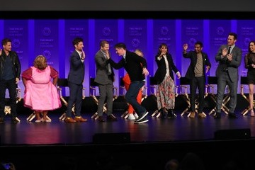 Amy Poehler Nick Offerman The Paley Center For Media's 2019 PaleyFest LA - 'Parks And Recreation' 10th Anniversary Reunion