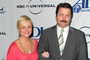 amy poehler nick offerman pictures photos images zimbio. Black Bedroom Furniture Sets. Home Design Ideas