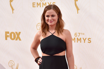 Amy Poehler 67th Annual Emmy Awards - Red Carpet