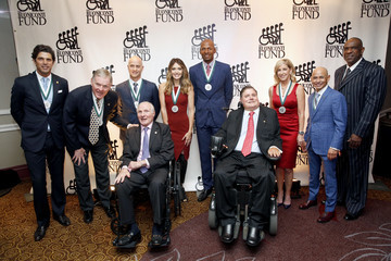 Amy Purdy 33th Annual Great Sports Legends Dinner To Benefit The Buoniconti Fund To Cure Paralysis - Legends Reception