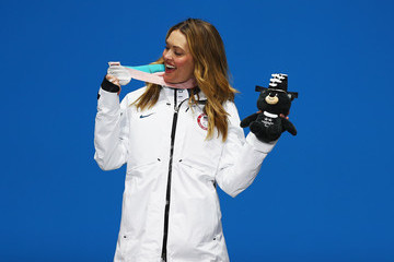Amy Purdy 2018 Paralympic Winter Games - Day 3