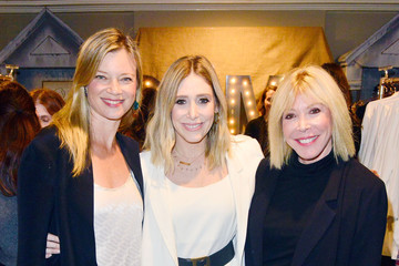 Amy Smart Dame Sustainable Contemporary Clothing Line Launch Event