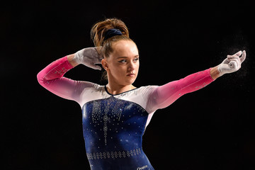 Amy Tinkler Artistic Gymnastics World Championships - Qualifications