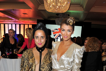 Amy Willerton BritWeek's 10th Anniversary VIP Reception & Gala - Inside