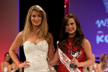 Amy Willerton Miss England Grand Final