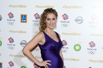 Amy Williams Team GB Ball